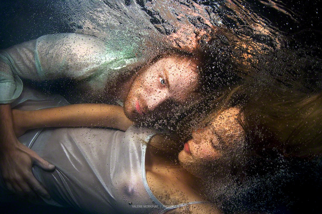 Miracle Forever  Underwater Night Photography by Valerie Morignat